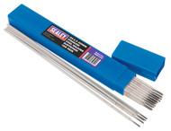 Sealey WESS1025 Welding Electrodes Stainless Steel åø2.5 x 350mm 1kg Pack
