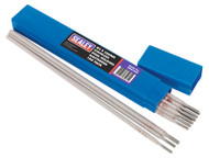 Sealey WESS1040 Welding Electrodes Stainless Steel åø4 x 350mm 1kg Pack