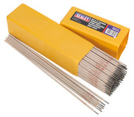 Sealey WESS5025 Welding Electrodes Stainless Steel åø2.5 x 350mm 5kg Pack