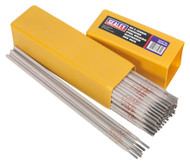 Sealey WESS5040 Welding Electrodes Stainless Steel åø4 x 350mm 5kg Pack