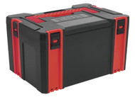 Sealey AP8250 ABS Stackable Click Together Toolbox - Large