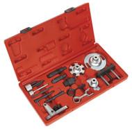 Sealey VSE6181 Diesel Engine Setting/Locking & HP Pump Removal Kit - VAG 2.7D, 3.0D TDi V6, 4.0D, 4.2D TDi V8 - Chain Drive