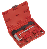 Sealey VSE5006 Petrol Engine Setting/Locking Kit - Vauxhall/Opel, Chevrolet, Saab, Alfa Romeo, Fiat - 1.4, 1.6, 1.8 Twinport - Belt Drive
