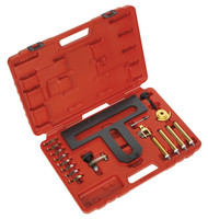 Sealey VSE5926 Petrol Engine Camshaft/Carrier Removal/Installation Kit - BMW 1.8, 2.0 N42/N46/N46T - Chain Drive