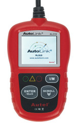 Sealey AL319 Autel EOBD Code Reader - Live Data
