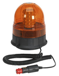Sealey WB954LED Warning Beacon 40 LED 12/24V Magnetic Base