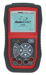 Sealey AL539B Autel EOBD Code Reader - Electrical & Battery Tester