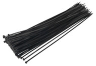 Sealey CT38048P100 Cable Tie 380 x 4.8mm Black Pack of 100