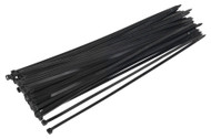 Sealey CT45076P50 Cable Tie 450 x 7.6mm Black Pack of 50