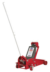 Sealey 3000LJ Trolley Jack 3tonne with Safety Lock