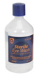 Sealey EWS50 Eye Wash Solution 500ml