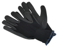 Sealey SSP62XLD Nitrile Foam Palm Gloves - Extra Large Pack of 12 Pairs