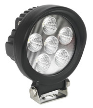 Sealey WL18W Off-Road Work Floodlight 6 LED 18W 9-32V DC