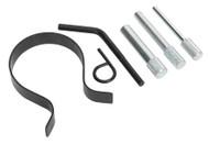 Sealey VSE5046 Petrol Engine Setting/Locking Kit - Citroen, Peugeot TU3/ET3 1.4 8v/16v - Belt Drive