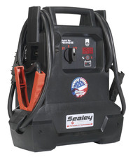 Sealey PBI4424S RoadStartå¬ Emergency Power Pack 12/24V 4400 Peak Amps DEKRA Approved