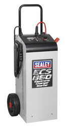Sealey ECS650 Electronic Charger Starter 100/650A 12/24V