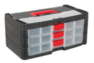 Sealey AP793 Stackable Organizer 3 Drawer