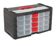 Sealey AP794 Stackable Organizer 4 Drawer
