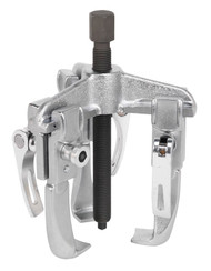 Sealey VS90 Triple Leg Puller 130mm - Quick Release