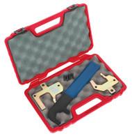 Sealey VSE4808 Camshaft Locking Kit - Mercedes Petrol Engines - Chain Drive