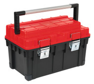 Sealey AP1113 Toolbox with Tote Tray 595mm