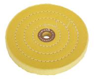 Sealey BG150BWC Buffing Wheel åø150 x 13mm 13mm Bore Coarse