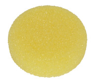 Sealey PTCCHV79Y Buffing & Polishing Foam Head Hook & Loop åø80 x 25mm Yellow/Coarse