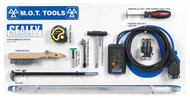 Sealey MOTBKIT MOT Tool Board with Tools