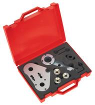 Sealey VS5125 Petrol Engine Setting/Locking Kit - VAG 1.8 TFSI - 2.0 TFSI - Chain Drive