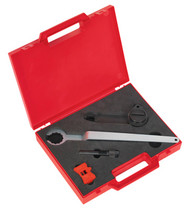 Sealey VS5140 Petrol Engine Setting/Locking Kit - VAG 1.0 - Belt Drive