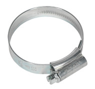Sealey HCJ2 HI-GRIPå¬ Hose Clip Zinc Plated åø40-55mm Pack of 20