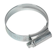 Sealey HCJ2A HI-GRIPå¬ Hose Clip Zinc Plated åø35-50mm Pack of 20