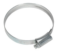 Sealey HCJ3X HI-GRIPå¬ Hose Clip Zinc Plated åø60-80mm Pack of 10