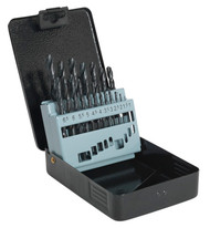 Sealey DBS19RF HSS Roll Forged Drill Bit Set 19pc 1-10mm