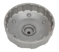 Sealey VS7115 Oil Filter Cap Wrench åø93mm x 18 Flutes - Renault
