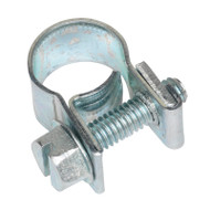 Sealey MHC810 Mini Hose Clip åø8-10mm Pack of 30