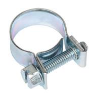 Sealey MHC1416 Mini Hose Clip åø14-16mm Pack of 20