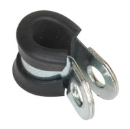 Sealey PCJ8 P-Clip Rubber Lined åø8mm Pack of 25