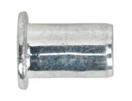 Sealey TIRM4 Threaded Insert (Rivet Nut) M4 Regular Pack of 50