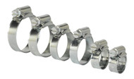 Sealey SHCS1 Hose Clip Assortment 30pc åø8-29mm Zinc Plated