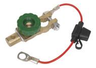 Sealey BTANT1224V Battery Terminal & Fuse Holder 12-24V Anti-Theft