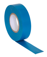 Sealey ITBLU10 PVC Insulating Tape 19mm x 20mtr Blue Pack of 10