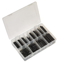 Sealey AB006RP Spring Roll Pin Assortment 300pc - Imperial