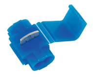 Sealey QSPB Quick Splice Connector Blue Pack of 100