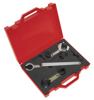 Sealey VS5145 Petrol Engine Setting/Locking Kit - VAG 1.2/1.4 TSi - Belt Drive