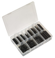 Sealey AB007RP Spring Roll Pin Assortment 300pc - Metric
