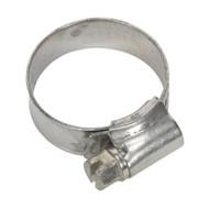 Sealey SHCSS0 Hose Clip Stainless Steel åø16-27mm Pack of 10