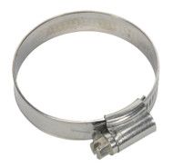 Sealey SHCSS1X Hose Clip Stainless Steel åø35-51mm Pack of 10