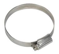 Sealey SHCSS2 Hose Clip Stainless Steel åø51-70mm Pack of 10