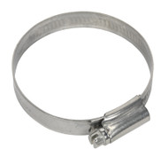 Sealey SHCSS2A Hose Clip Stainless Steel åø44-64mm Pack of 10